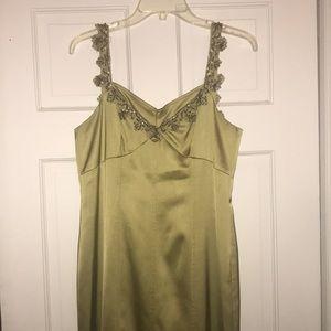 David Meister Size 10 Long Womens Dress
